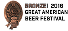 Bronze | 2016 | Great American Beer Festival