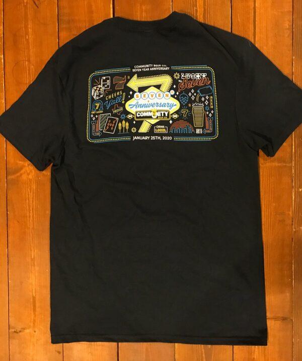 7th Anniversary Shirt