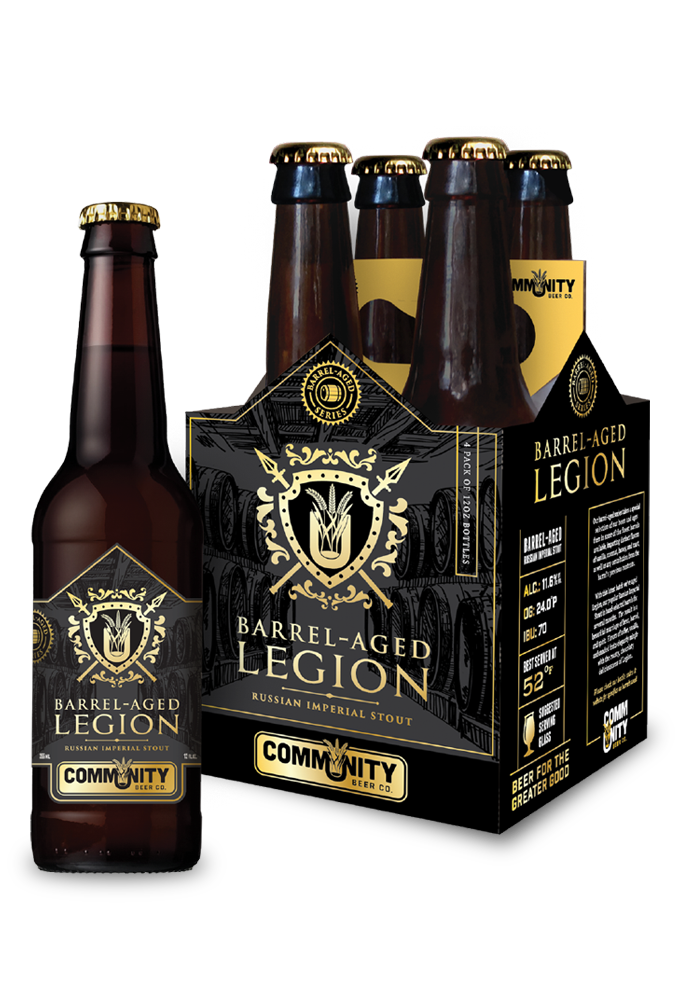 <span>Barrel-Aged</span> Legion Image