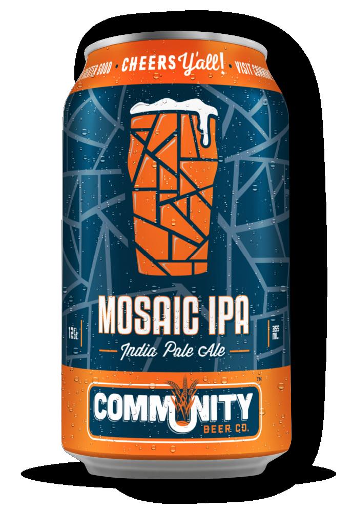 Mosaic IPA Image