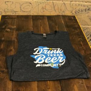 Ladies Drink Texas Beer Festival Tank