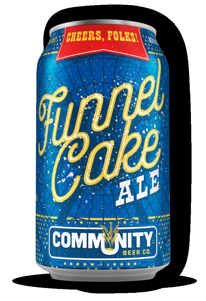 Funnel Cake Ale Image