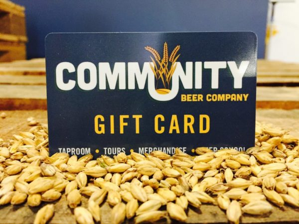 Community Beer Co Gift Card