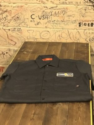 Mens Brewer Work Shirt