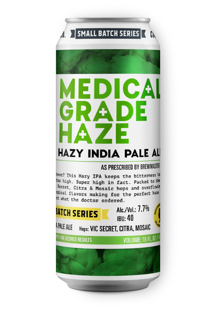 Medical Grade Haze IPA Image