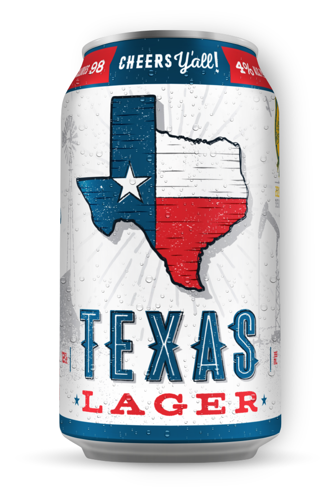 Texas Lager Image