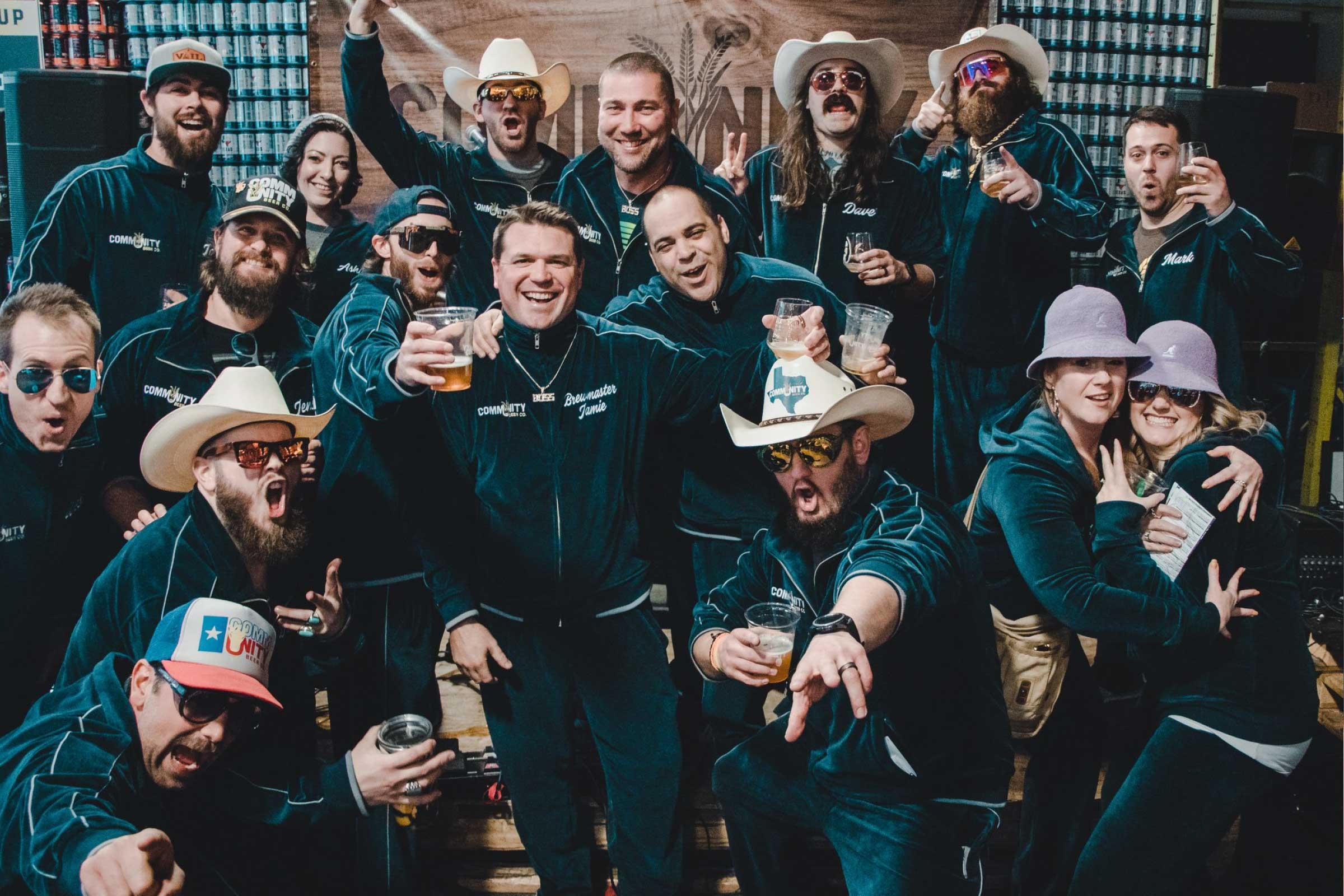 Community Beer Co. Crew