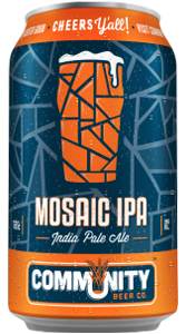 Community Beer Co. Mosiac IPA