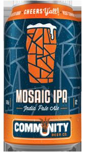 Community Beer Co. Mosiac IPA
