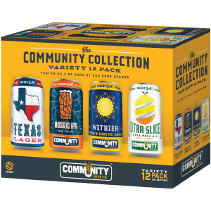 Community Beer Co. Variety Pack