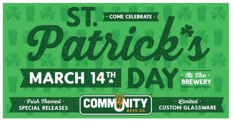 St Patricks Day 2020 - CBC
