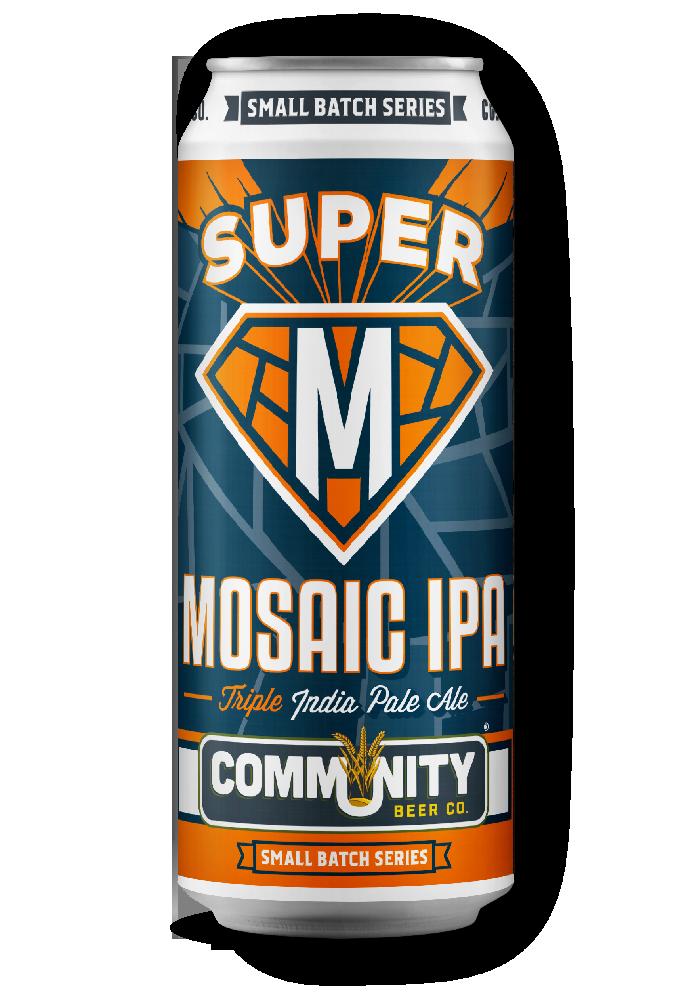 Super Mosaic IPA Image